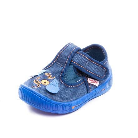 superfit Slipper Bully blauw