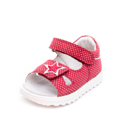 superfit Girl s Sandale Lettie rouge (moyenne)