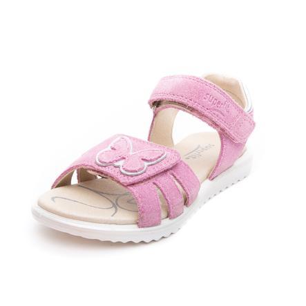 superfit Girl s Sandale Maya rose (moyen)