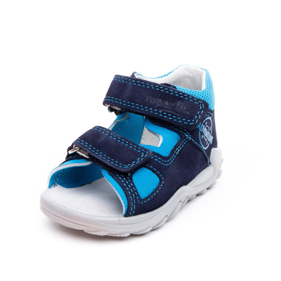 superfit Boys Sandal Flow blauw (medium)
