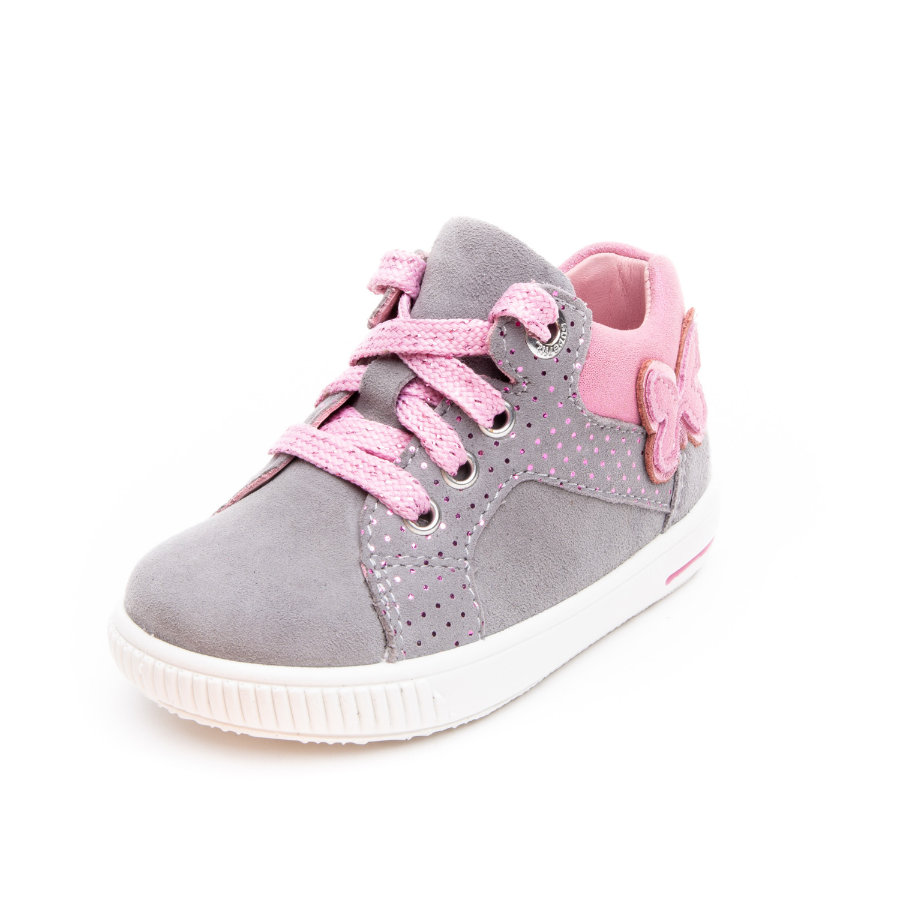 superfit Chaussure basse Moppy gris clair (moyen)