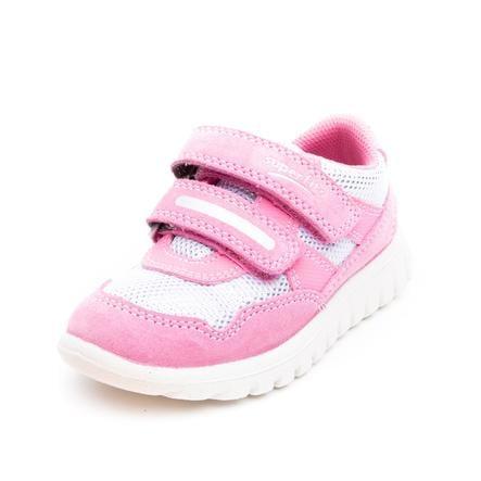 superfit Halbschuh Sport7 Mini rosa/weiß
