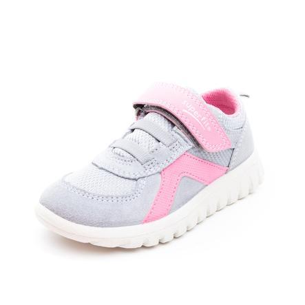 superfit lav sko Sport7 Mini lys grå / rosa
