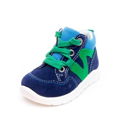 superfit Lav sko Mel blå / blå (medium)