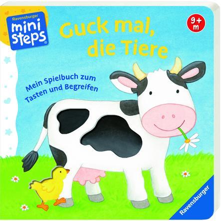 Ravensburger ministeps® Guck mal, die Tiere