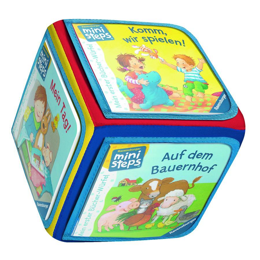 Ravensburger ministeps® Mein erster Bücher-Würfel