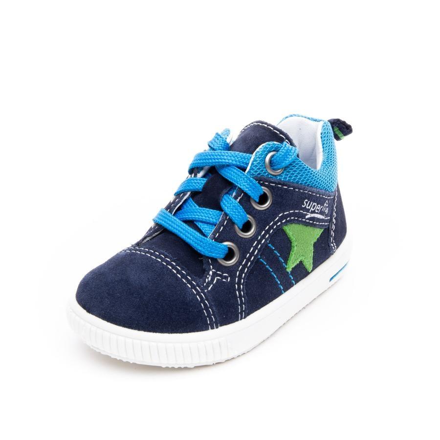 superfit Chaussure basse Bleu moppé/bleu moppé (moyen)