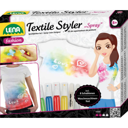 """SMG LENA Textile Styler """"Spray"""" 42597"""