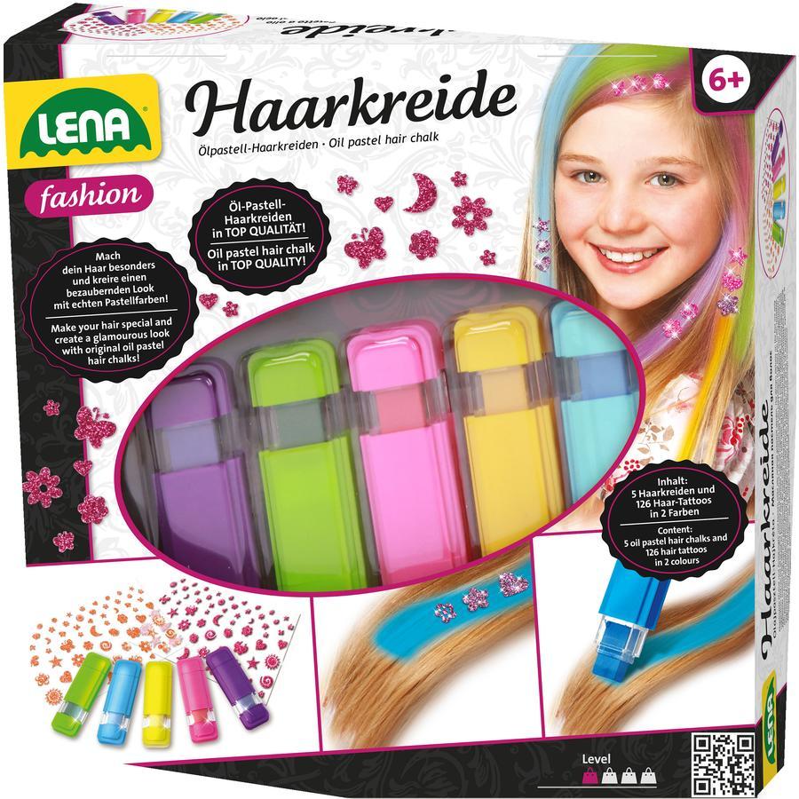 LENA® Haarkreide bunt 42536