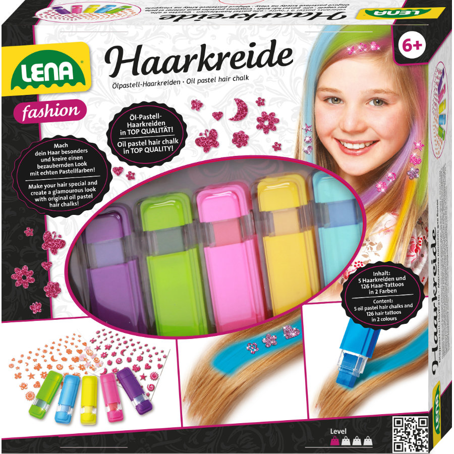 SMG LENA® Kreda do włosów 42536