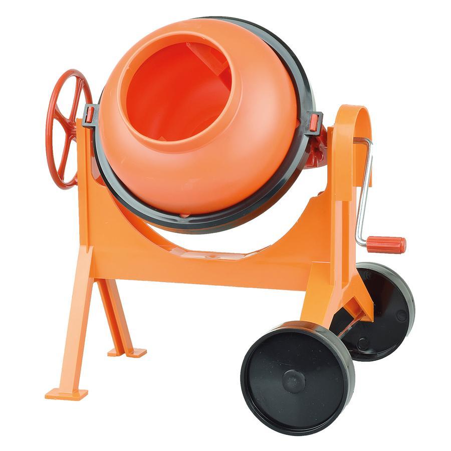 LENA® Bétonnière enfant, orange