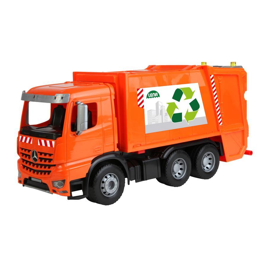 LENA® WORXX Müllwagen Acrocs, 52 cm