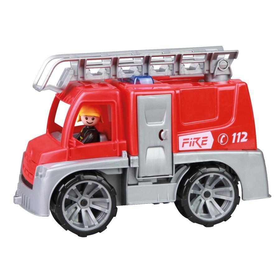 LENA pompiers TRUXX avec échelle, 29 cm