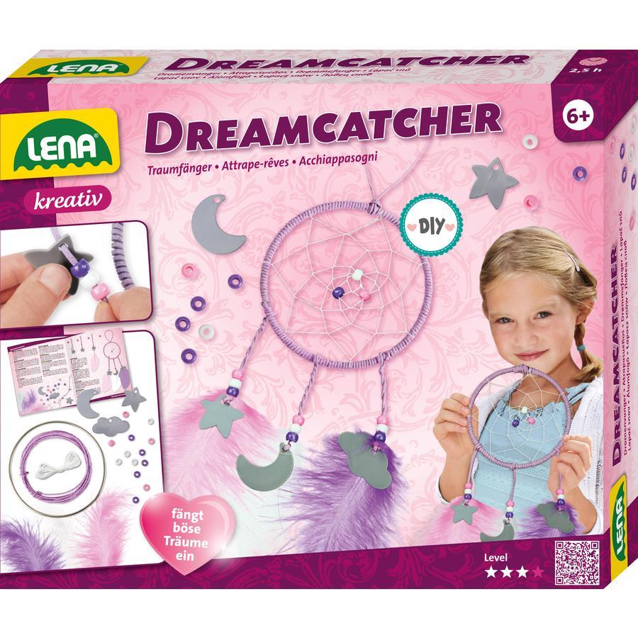 LENA® Dreamcatcher Kreativset - Traumfänger