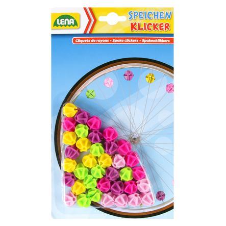 Lena® Speichenklicker-Perlen, Girls