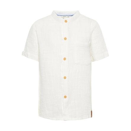 name it Boys Camisa Hans blanco brillante