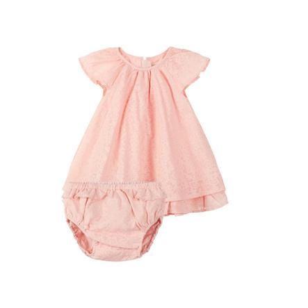 name it Girl s dress Hulla crème à la fraise