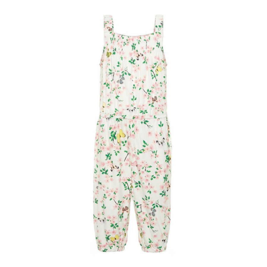name it Girl s Jumpsuit Nmffanaia blanc vif