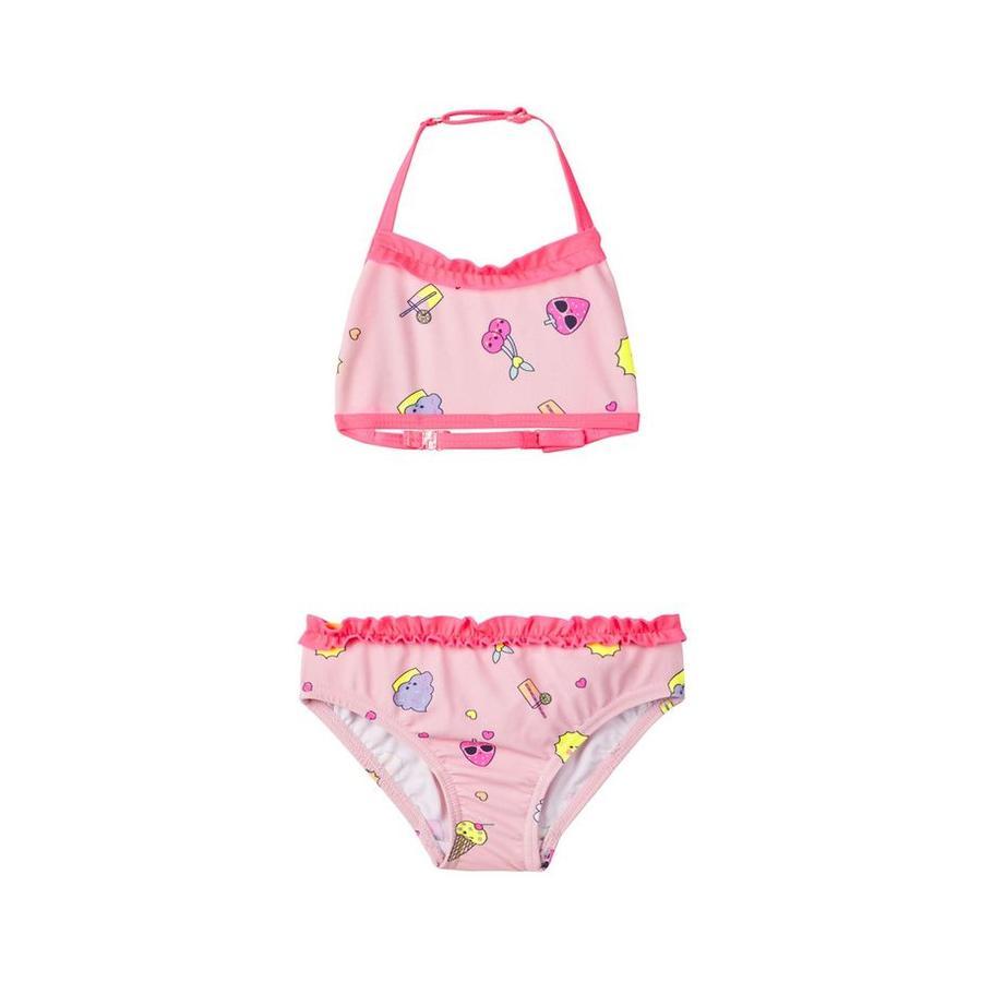 name it Girls Bikini Nmfzatcha prism pink