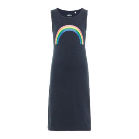 name it Dress Nkfvippa mörk safir Rainbow