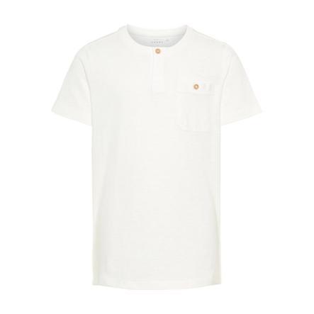 name it T-Shirt Nkmvennis bright white