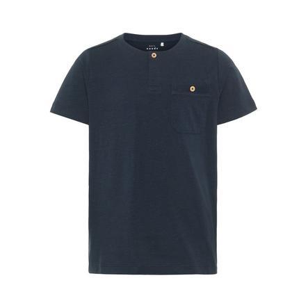name it T-shirt Nkmvennis mörk safir