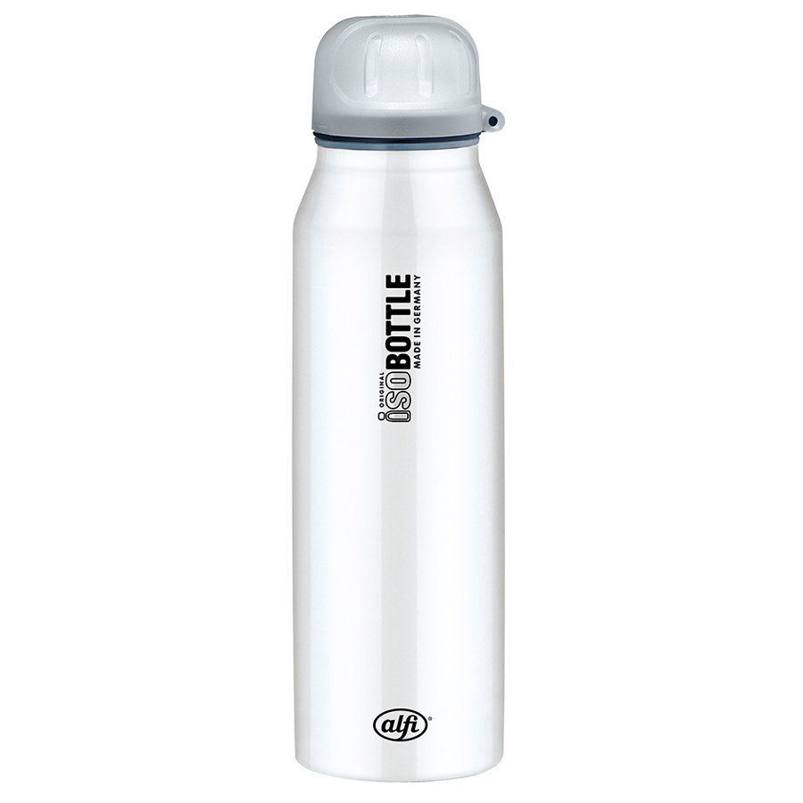 ALFI Flaska ISO Bottle av rostfritt stål, 0,5l Design Pure White