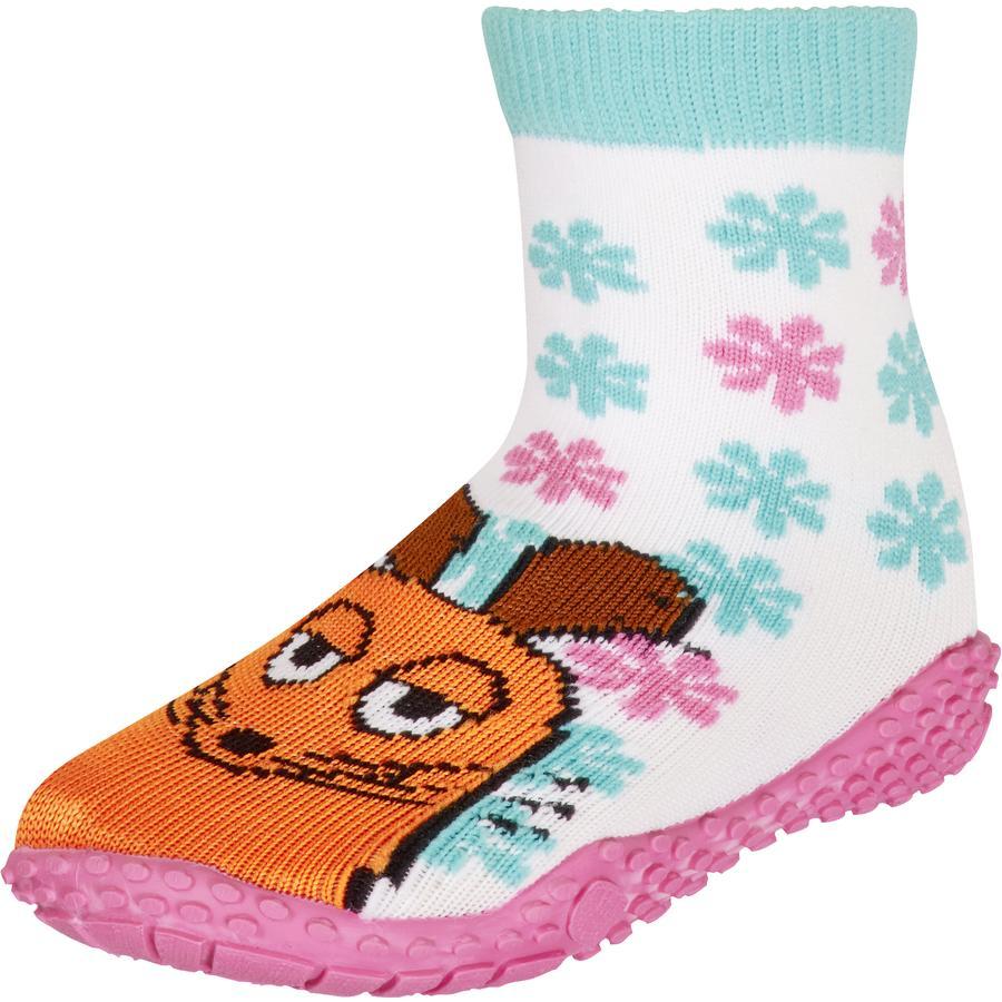 PLAYSHOES Aqua Socken marine/hellblau