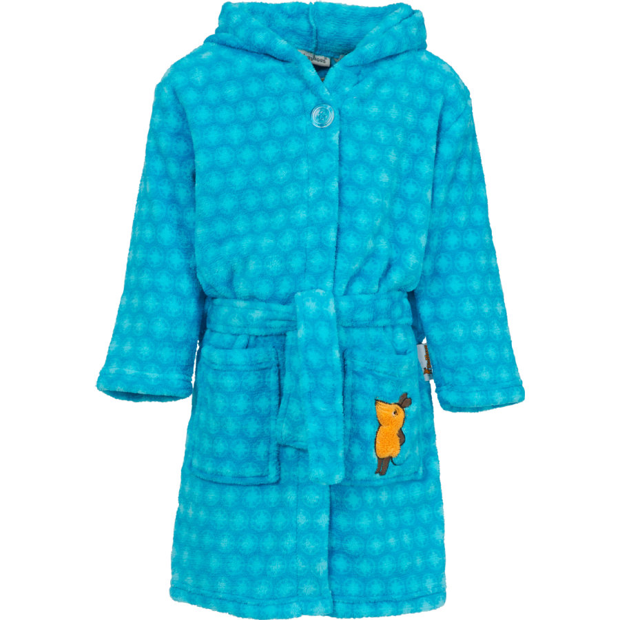 Playshoes Kinder Fleece-Bademantel