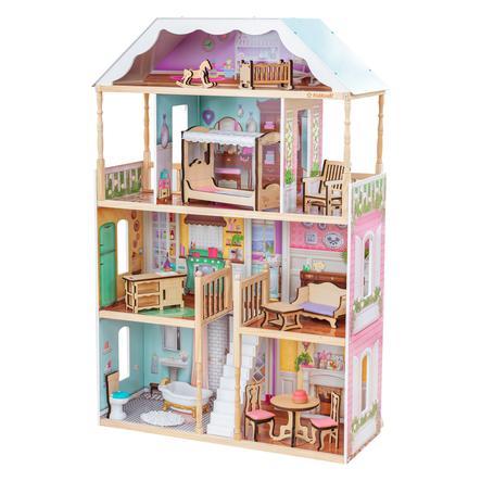 KidKraft® Maison de poupée Charlotte bois 65956