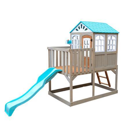 Kidkraft® Aire de jeu enfant Highline Retreat bois