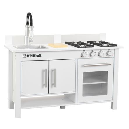 Kidkraft ® Hrací kuchyňka Little Práce kuchaře Station ze dřeva