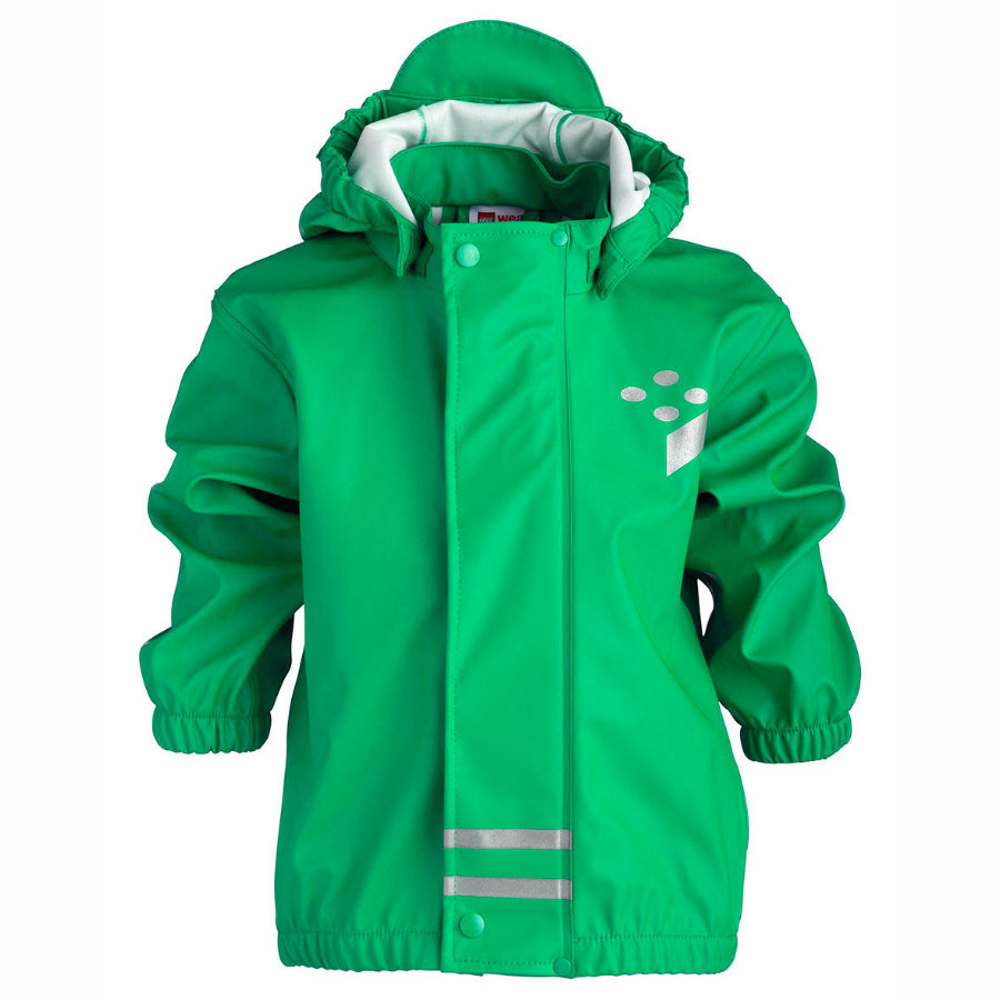LEGO WEAR Duplo Boys Regenjas JOSH 206 green