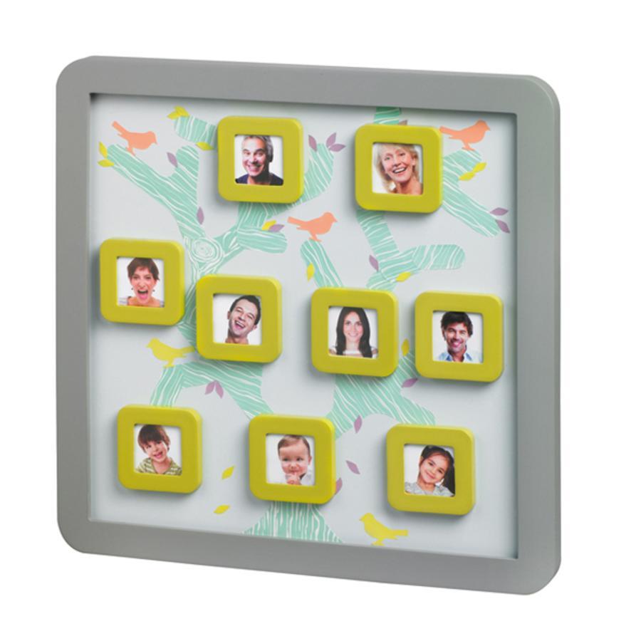BABY ART Cadre d'images pour arbre généalogique - Familiy Tree Frame