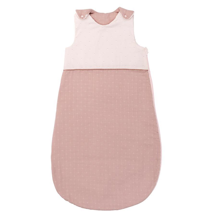 Nattou spací půtel pure růžový 90 cm