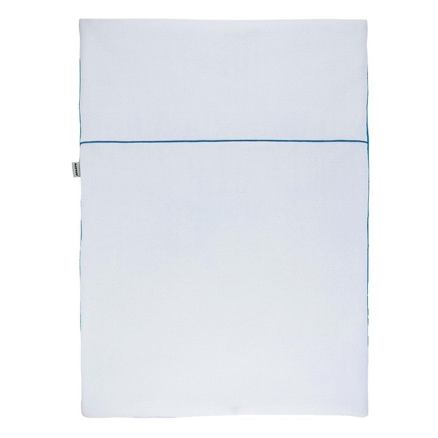 Nattou leikkimatto 100 x 75 cm pure blue