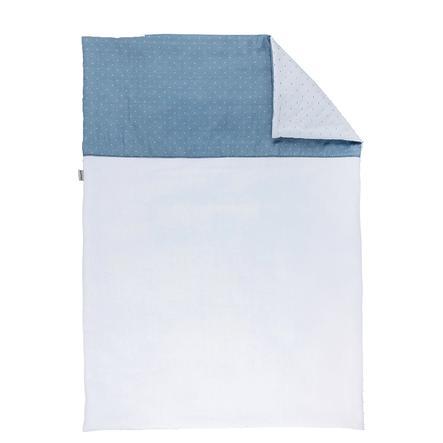 Nattou deka pure modrá 100 x 135 cm