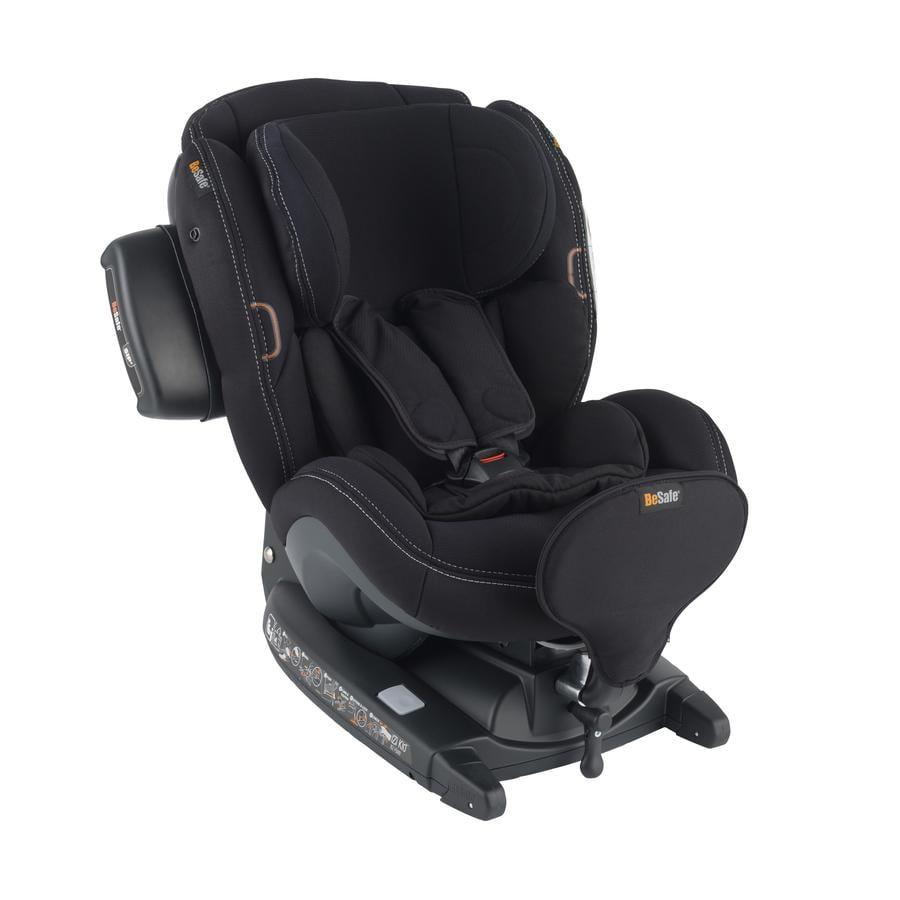 BeSafe Kindersitz iZi Kid X3 i-Size Premium Car Interior Black