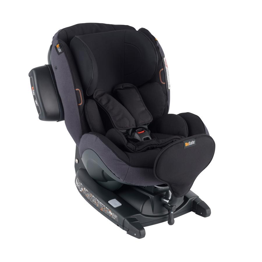 BeSafe Kindersitz iZi Kid X3 i-Size Midnight Black Mélange