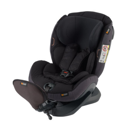 BeSafe Kindersitz iZi Plus X1 Midnight Black Mélange