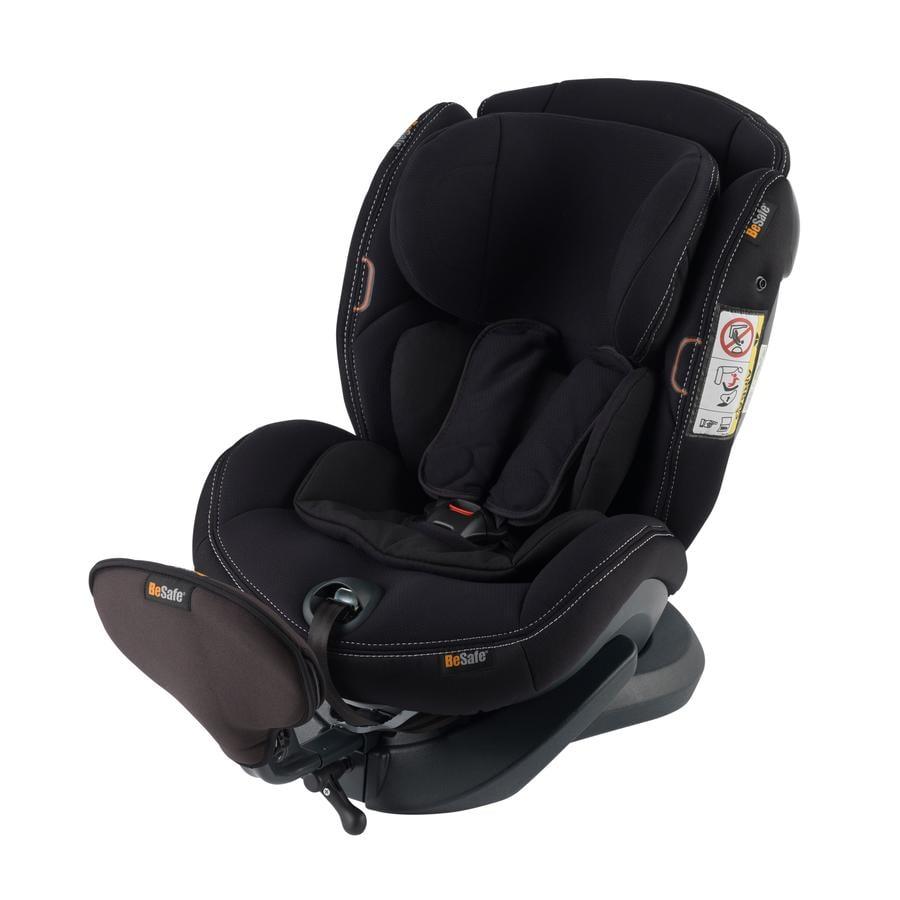 BeSafe Kindersitz iZi Plus X1 Premium Car Interior Black