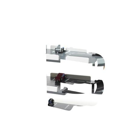 Lækker Kids Concept® Parkeringshus Aiden pinkorblue.se MH-67