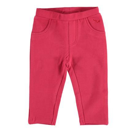 TOM TAILOR girls joggebukse, rød