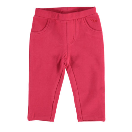 TOM TAILOR Girls Sweathose, rot
