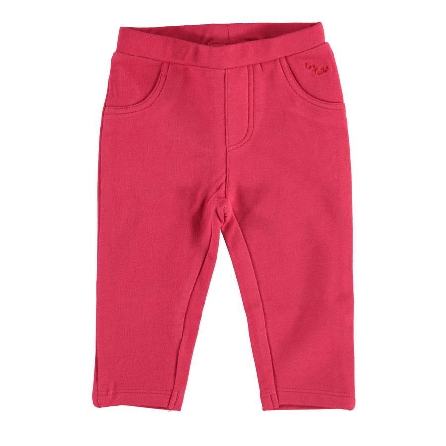 TOM TAILOR Girls dres, czerwony.