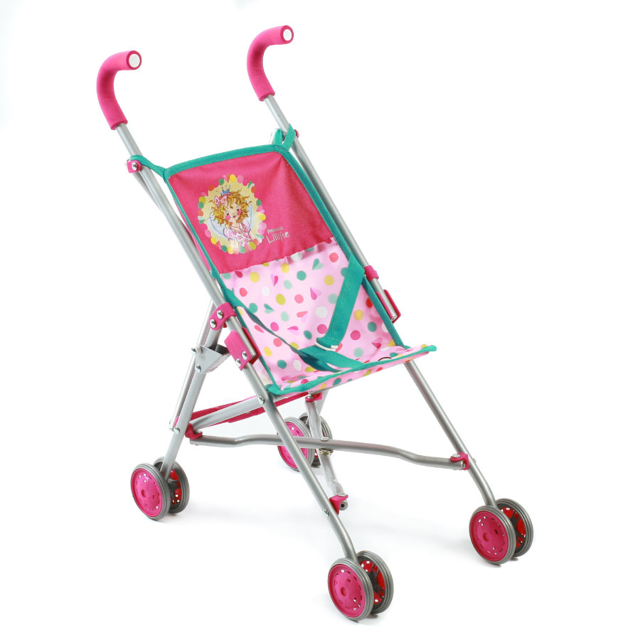 BAYER CHIC 2000 Mini Poussette-canne Roma Princesse Lillifee 602-79