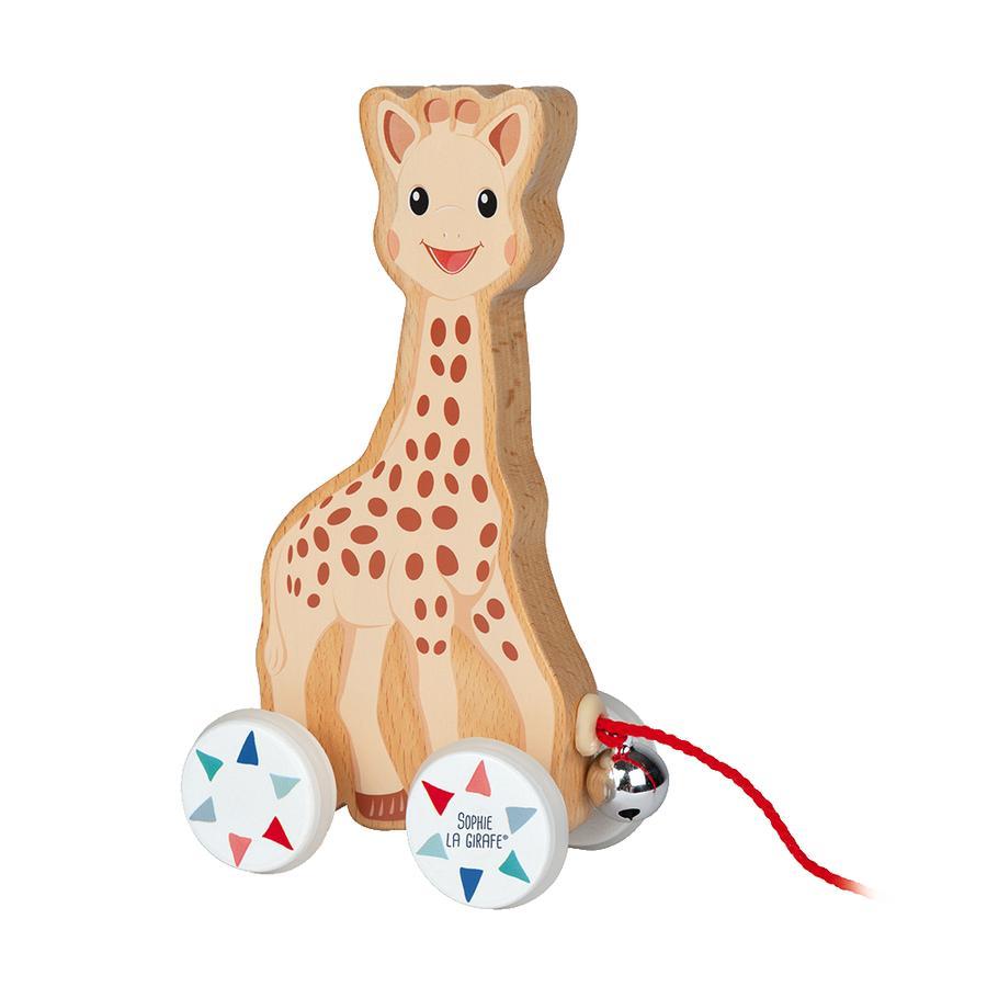 Janod Sophie la girafe - Dyrgiraff som kan tas med