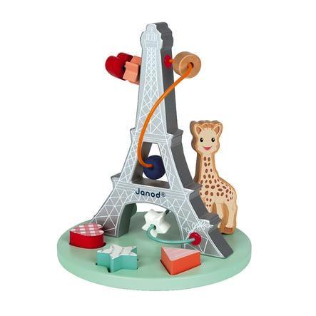 Janod® Sophie la girafe motoriikkalelu