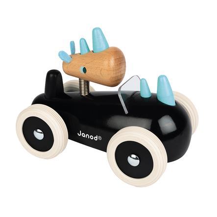 Janod® Spirit - Samochodzik Rony, czarny
