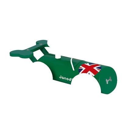 Janod® Spirit - Rennwagen Richard, grün